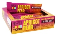 Kind Bar - Pressed Fruit Bar Apricot Pear Carrot Beet - 12 Bars