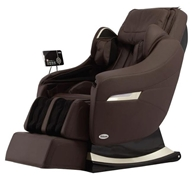 Titan - Pro-Executive Massage Chair Brown