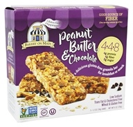 Bakery On Main - Gluten-Free Granola Bars Peanut Butter and Chocolate - 5 Bars