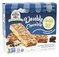 Bakery On Main - Gluten-Free Granola Bars Double Chocolate - 5 Bars