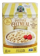 Bakery On Main - Gluten-Free Instant Oatmeal Unsweetened - 6 Pack(s)