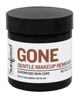 Sunfood Superfoods - Gone Gentle Makeup Remover - 2 oz.