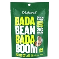 Enlightened - Roasted Broad Bean Crisps Garlic & Onion - 3 oz.