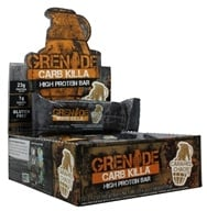 Grenade - Carb Killa Protein Bar Caramel Chaos - 12 Bars