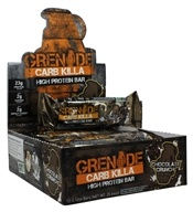Grenade - Carb Killa Protein Bar Chocolate Crunch - 12 Bars