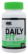 Optimum Nutrition - Daily Fit - 120 Capsules