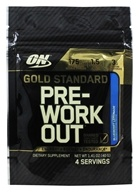 Optimum Nutrition - Gold Standard Pre-Workout Blueberry Lemonade - 300 Grams
