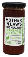 Mother In Law's - Gochujang Fermented Chili Sauce Garlic - 9 oz.
