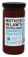 Mother In Law's - Gochujang Fermented Chili Sauce Sesame - 9 oz.