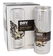 Dry - Sparkling Beverage Vanilla Bean - 4 Can(s)