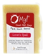 O My! - Goat Milk Soap Lover's Spell - 6 oz.