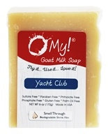O My! - Goat Milk Soap Yacht Club - 6 oz.