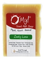 O My! - Goat Milk Soap Zesty Lime - 6 oz.