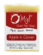 O My! - Mini O!s Goat Milk Soap Apple & Clover - 3 oz.