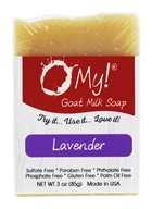 O My! - Mini O!s Goat Milk Soap Lavender - 3 oz.