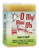 O My! - Mini O!s Goat Milk Soap Lover's Spell - 3 oz.