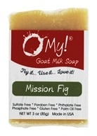 O My! - Mini O!s Goat Milk Soap Mission Fig - 3 oz.