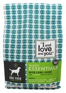 I And Love And You - Naked Essentials Dry Dog Food Lamb and Bison - 4 lbs.