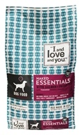 I And Love And You - Naked Essentials Dry Dog Food Salmon and Trout - 11 lbs.