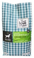 I And Love And You - Naked Essentials Dry Dog Food Lamb and Bison - 11 lbs.