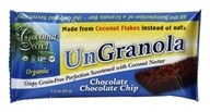 Coconut Secret - Organic UnGranola Bar Chocolate Chocolate Chip - 1.2 oz.