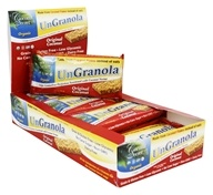 Coconut Secret - Organic UnGranola Bars Box Original Coconut - 12 Bars