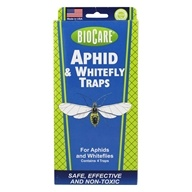 BioCare Non-Toxic Aphid and Whitefly Traps - 4 Trap(s) by SpringStar