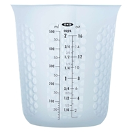 OXO - Good Grips Squeeze and Pour Silicone Measuring Cup - 2 Cup(s)