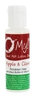 O My! - Goat Milk Lotion Apple & Clover - 0.5 oz.