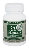 Lane Medical - 3A Magnesia Patented Hyperosmotic - 100 Tablets