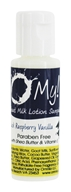 O My! - Goat Milk Lotion Black Raspberry Vanilla - 0.5 oz.
