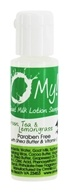 O My! - Goat Milk Lotion Green Tea & Lemongrass - 0.5 oz.