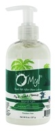 O My! - Goat Milk After-Shave Lotion Island Rum - 8 oz.