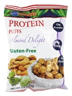 Kay's Naturals - Protein Puffs Almond Delight - 1.2 oz.