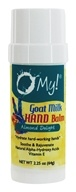 O My! - Goat Milk Hand Balm Almond Delight - 2.25 oz.