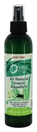 O My! - All-Natural Insect Repellent Spray - 8 oz.