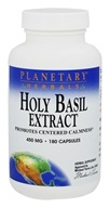 Planetary Herbals - Holy Basil Extract 450 mg. - 180 Capsules