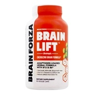 Brain Lift Kräuterformel - 90 Vegetarian Capsules Formerly Study Juice by Brain Forza
