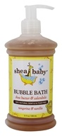 Out Of Africa - Shea Baby Bubble Bath Tangerine & Vanilla - 12 oz.