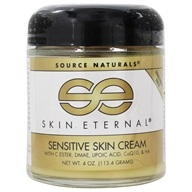 Source Naturals - Skin Eternal Cream Sensitive Skin - 4 oz.