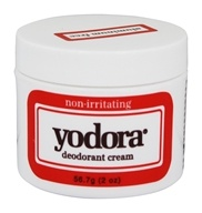Yodora - Deodorant Cream - 2 oz.