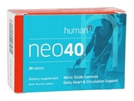 HumanN - Neo40 Nitric Oxide Formula - 30 Quick Dissolve Tablets