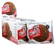 The Complete Cookie Box Double Chocolate - 12 Cookies
