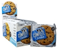 Lenny & Larry's - The Complete Cookie Box Chocolate Chip - 12 Cookies