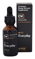 Charlotte's Web - Everyday Pure Hemp Extract Oil 200 Olive Oil - 1 oz.