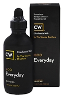 Charlotte's Web - Everyday Pure Hemp Extract Oil 200 Olive Oil - 3.38 oz.
