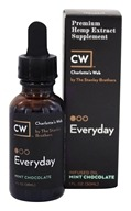Charlotte's Web - Everyday Pure Hemp Extract Oil 200 Mint Chocolate - 1 oz.