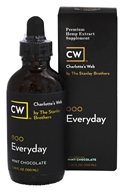 Charlotte's Web - Everyday Pure Hemp Extract Oil 200 Mint Chocolate - 3.38 oz.
