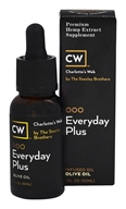 Charlotte's Web - Everyday Plus Pure Hemp Extract Oil 500 Olive Oil - 1 oz.