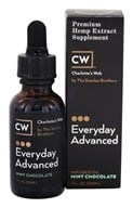 Charlotte's Web - Everyday Advanced Pure Hemp Extract Oil 5000 Mint Chocolate - 1 oz.